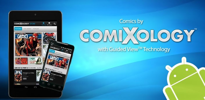 Android Apps: Comic Book Readers | Techbytes