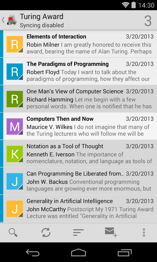 k 9 mail for android techbytes rh blogs umass edu K-9 Mail Outgoing Server Android Mail App