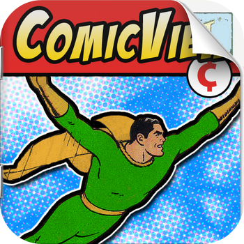 Comic Viewer App