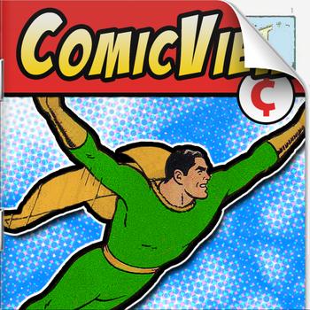 Comic Viewer App