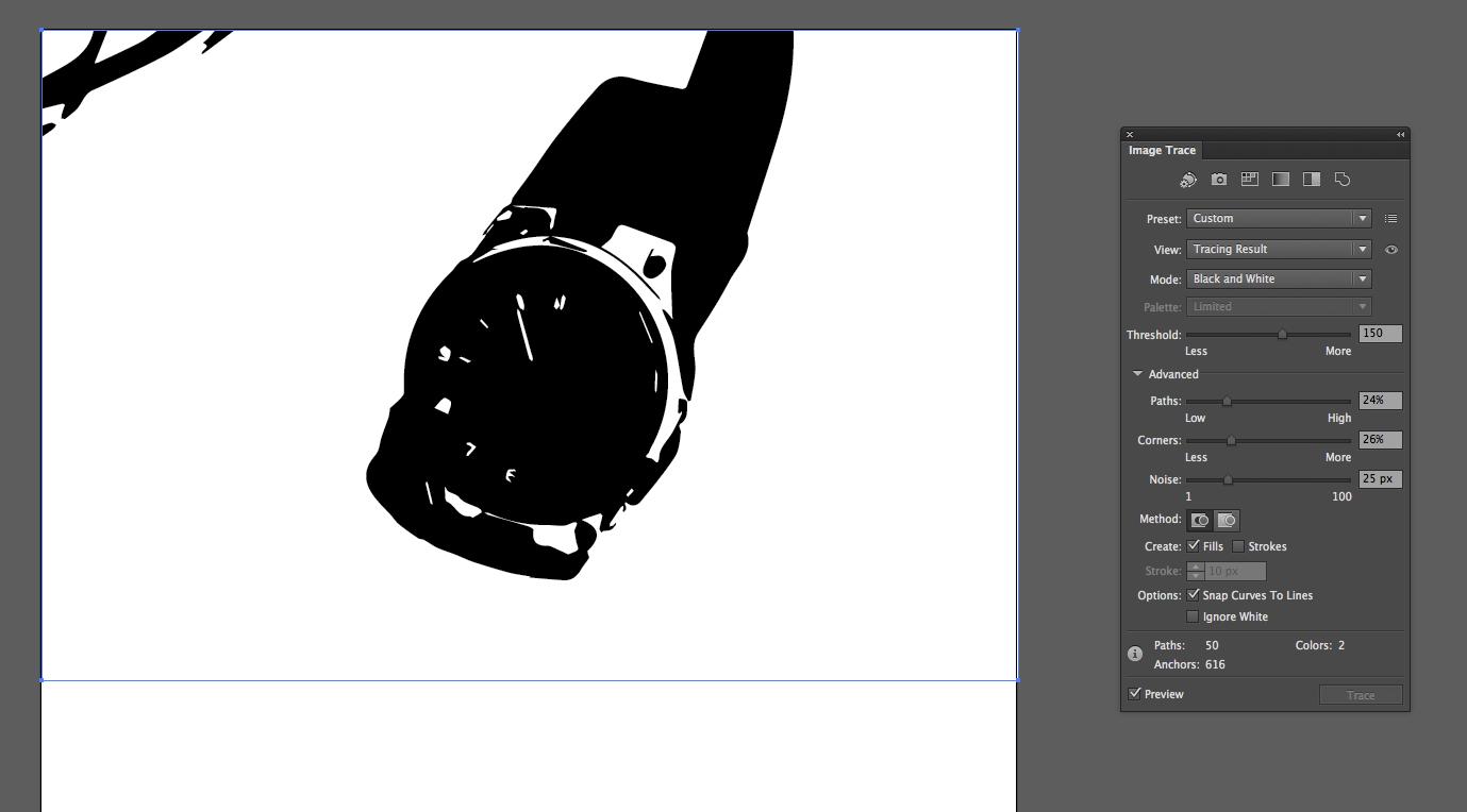 Adobe Illustrator Basics – Image Trace | Techbytes