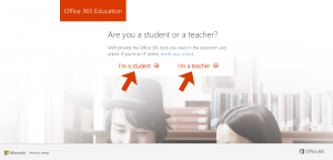 Microsoft Office 365 Education - Student or Teacher
