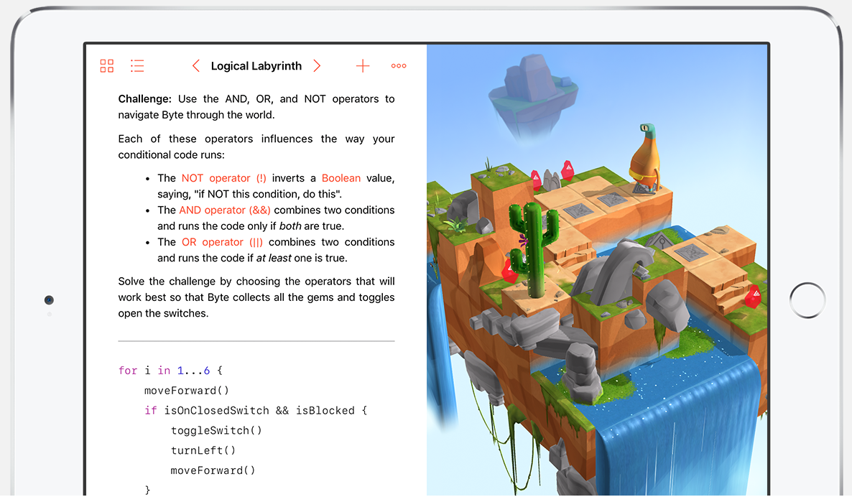 iOS Programming with Swift | Techbytes