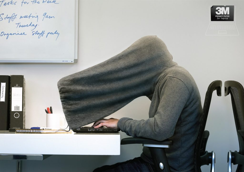 Computer Privacy Hood