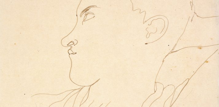 Sexual Expression in Cocteau and Schiele