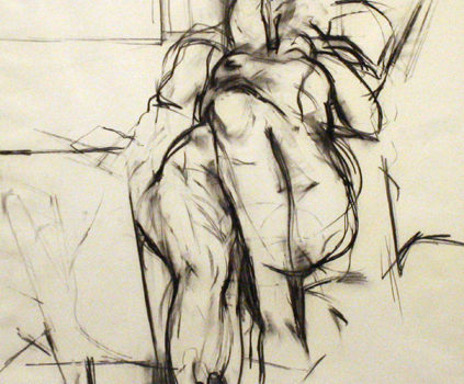 Gesture and Line in Michael Mazur and Jared French