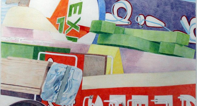 Drawing Through and Against Consumer Culture