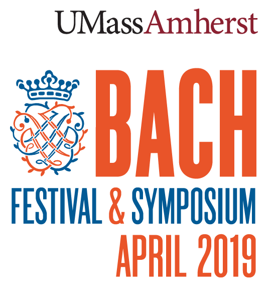 UMass Amherst Bach Festival & symposium - April 2019
