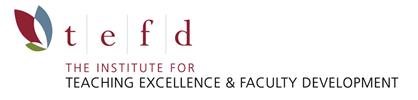 TEFD Logo