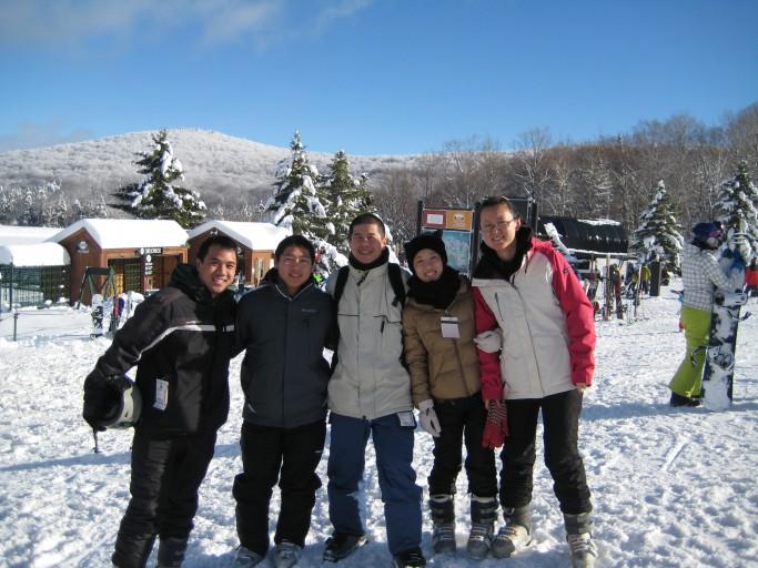 Ski Trip 2014: