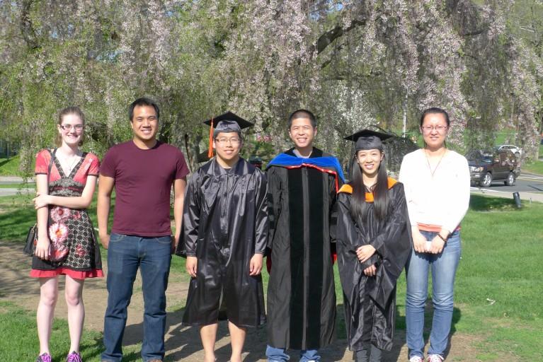 Graduation 2015: