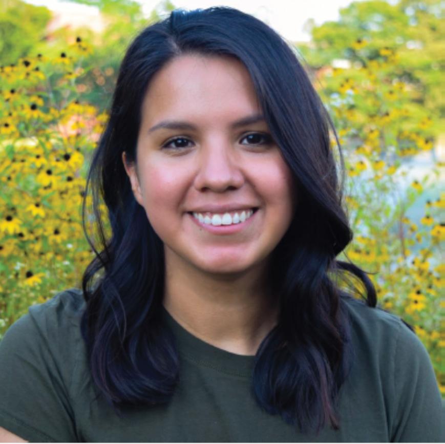 Nadia Fernandez, Environmental Conservation