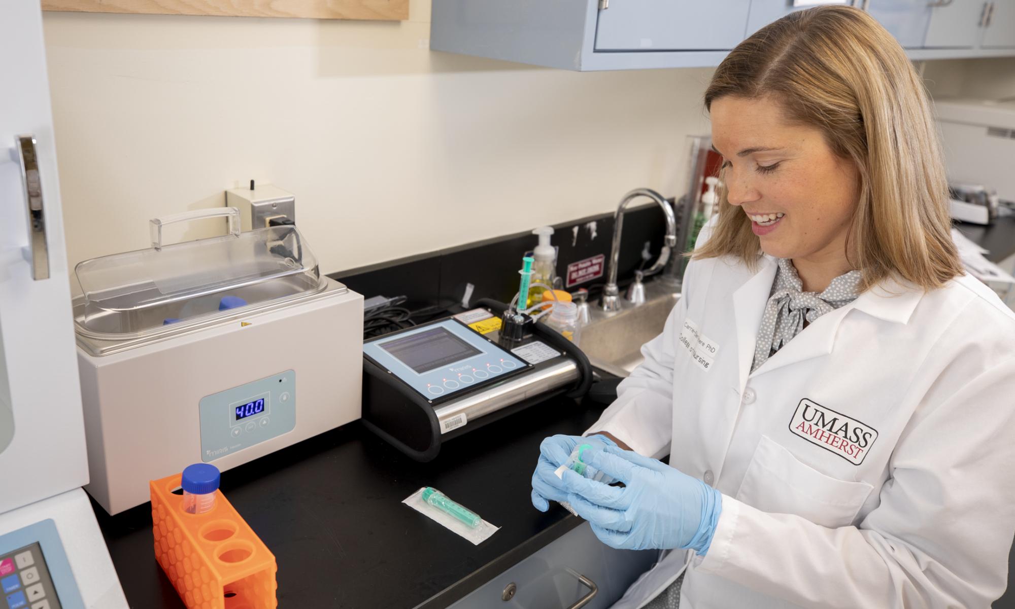 Briere Human Milk Research Laboratory