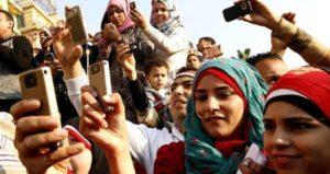 Arab Spring uprising, Egypt, 2011