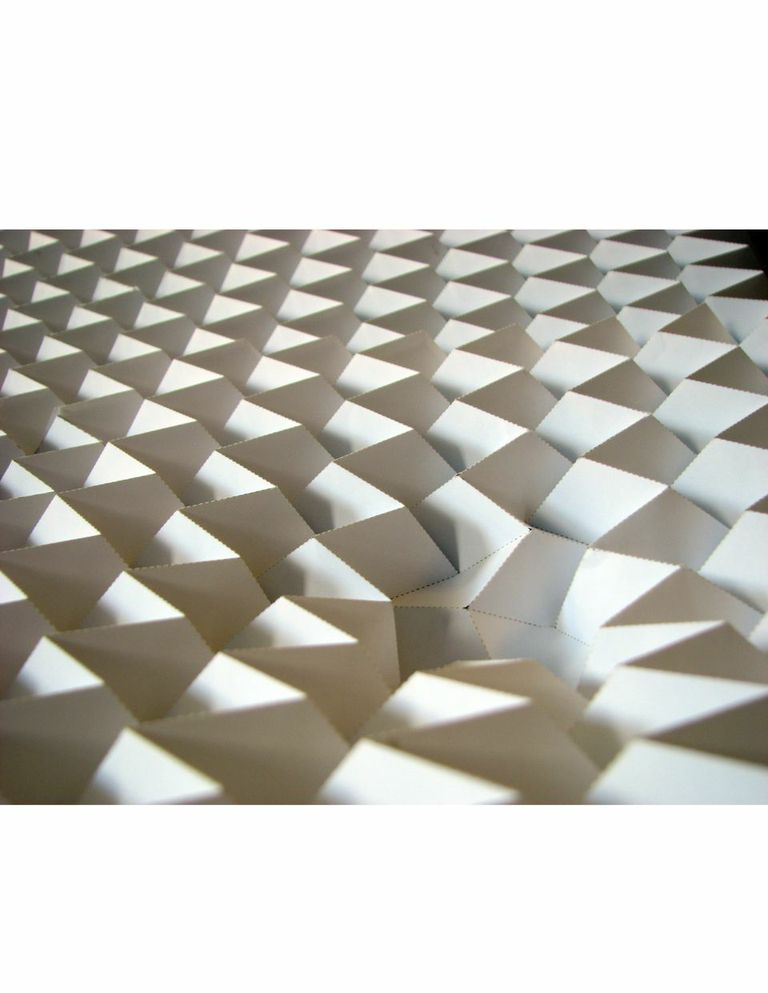 New paper in journal Science: Origami metamaterials – Materials & Geometry @ UMass ... - photo#23