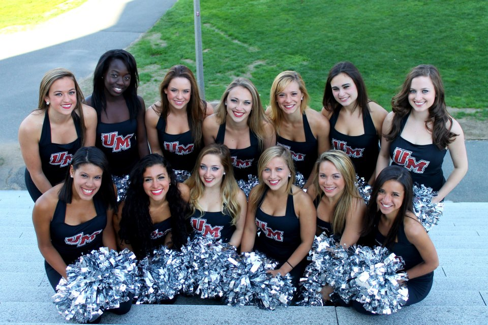 dance team photo shoot