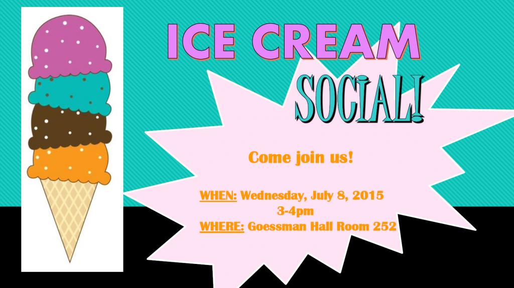 GWIS Ice Cream Social