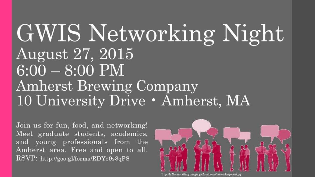 GWIS Networking Night