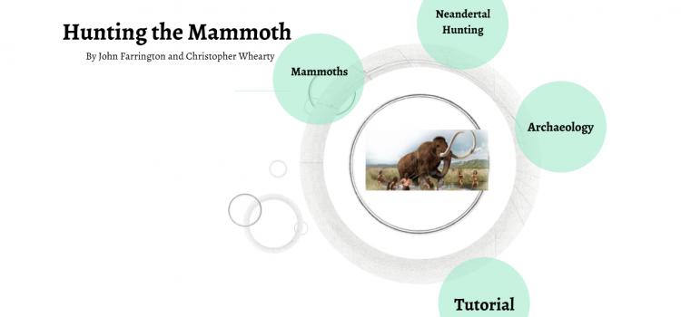 Mammoth Hunting
