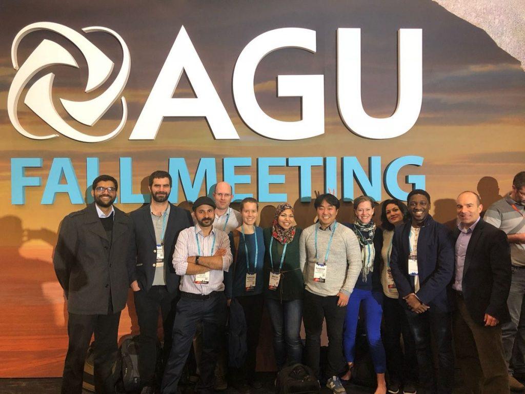 HRG at AGU 2017