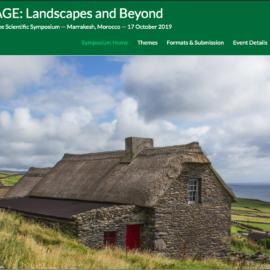 2019 ICOMOS Scientific Symposium on Rural Heritage