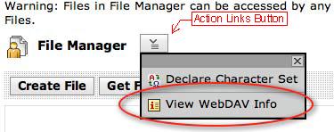 Connecting to SPARK using WebDAV on Windows 7 – Instruct @ UMass
