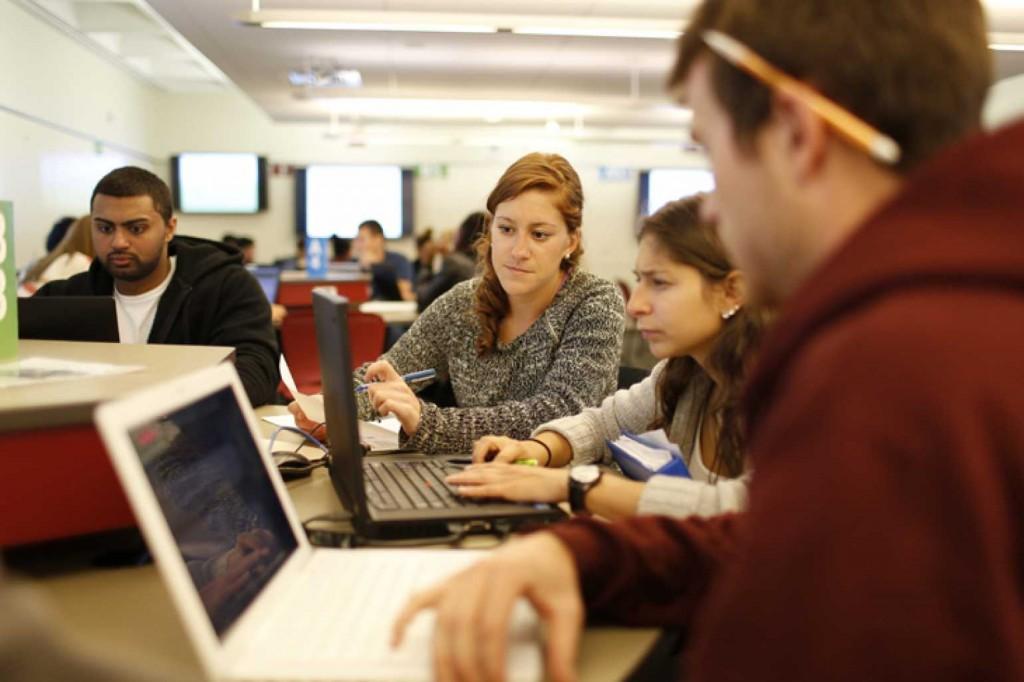 Team-based Learning classroom