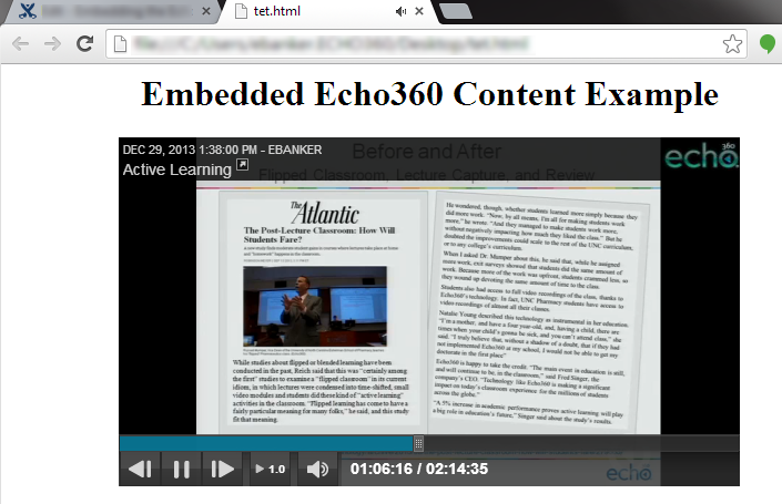 EmbeddedEchoPlayer2