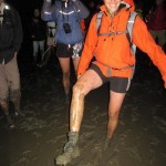 "Wadlopen ""mud walking"" in NL. The walk started at 4am by splashing into deep and very cold mud in the dark. A totally surreal experience. If there's one thing to do while visiting NL, this is it!"
