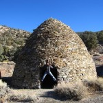 Charcoal kilns in Death Valley National Park.