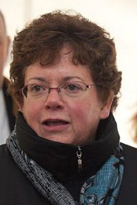 "Carolyn (""Biddy"") Martin, President of Amherst College"