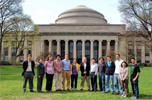 Thomas group at MIT