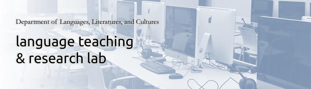 Language Teaching & Research Lab