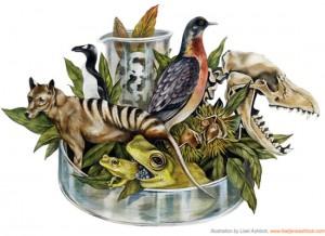 De-extinction Candidates (Ashlock, 2013)