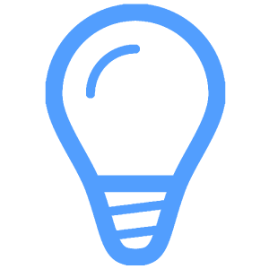 Knowledge Light Bulb