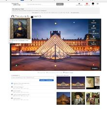 Louvre ThingLink