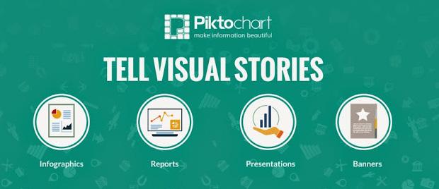 Piktochart-infographics-tool