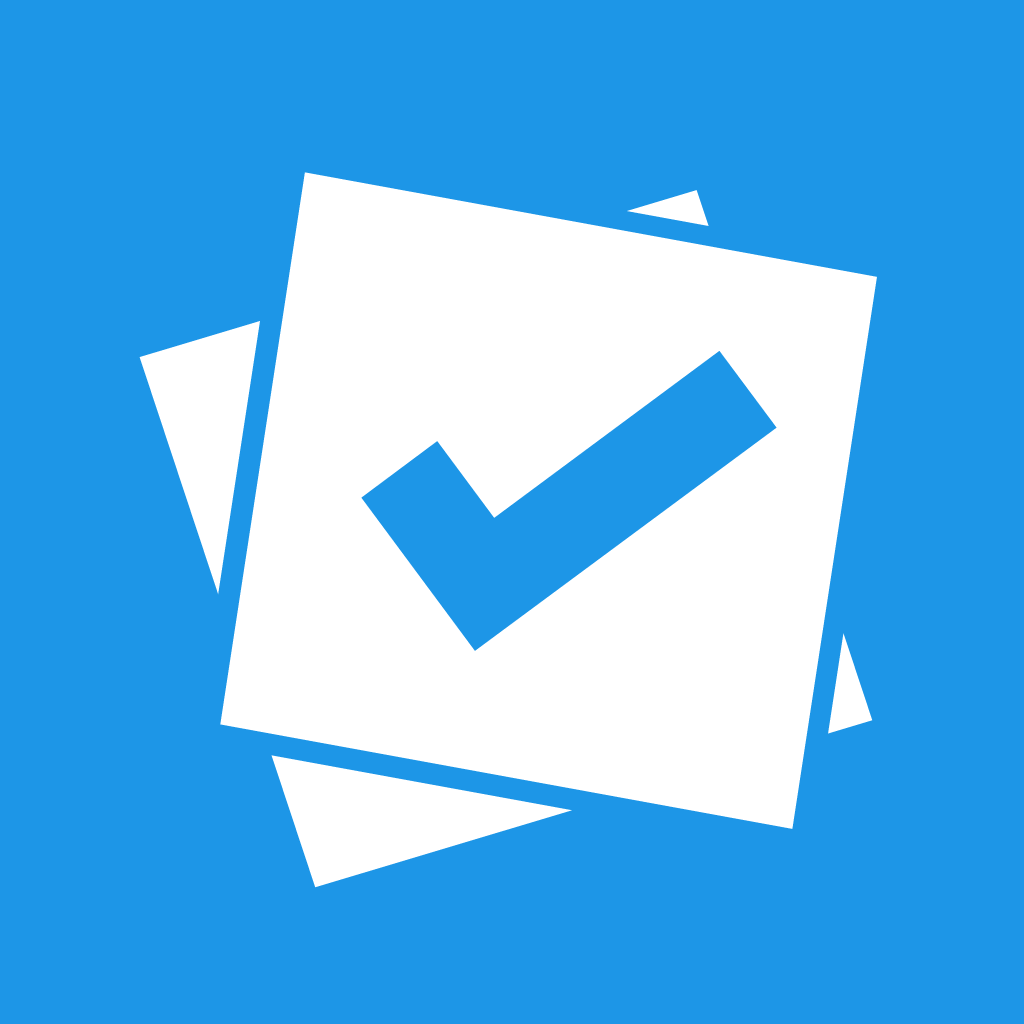 Plickers Icon - Blue