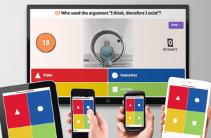 Screenshot 2 Playing a Kahoot