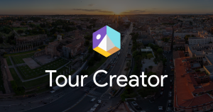 Google Tour Creator logo