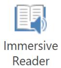 Logo for Immersive Reader