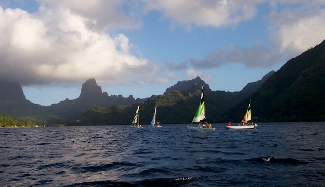 Moorea Sailing School