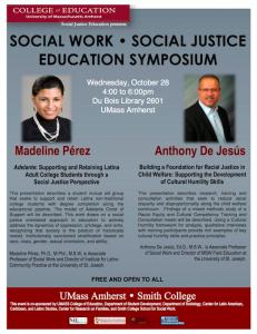 SW:SJE symposium