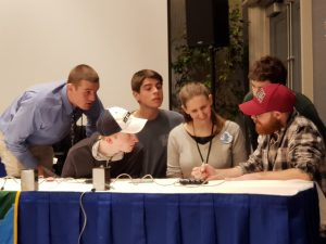 2019 AAG World Geography Bowl – NESTVAL team