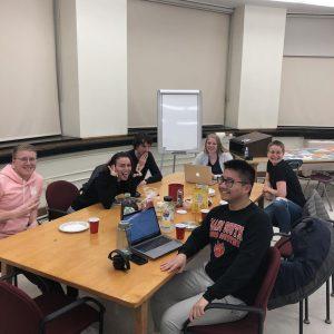 2019 Geography Club meeting